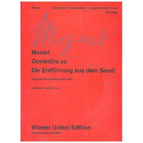 Mozart, W. A.: Ouvertüre zu »Die Entführung aus dem Serail«