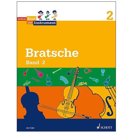 Jedem Kind ein Instrument - Bratsche Band 2