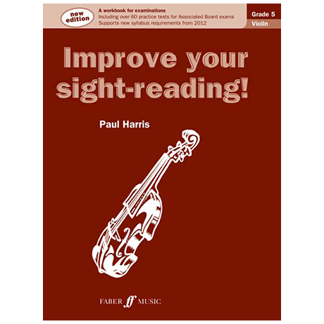 Harris: Improve your sight reading Grade 5