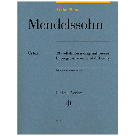 Mendelssohn Bartholdy, F.: At The Piano