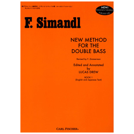 Simandl, F.: New Method Vol. 1