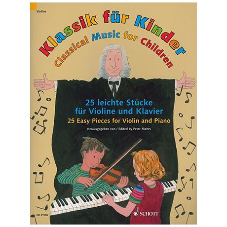 Mohrs, P.: Klassik für Kinder
