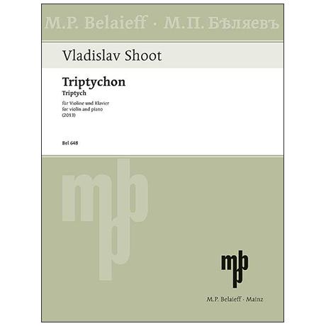 Shoot, V.: Triptychon (2013)