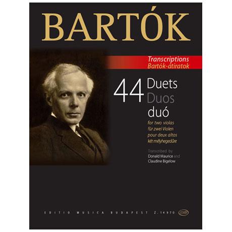 Bartók, B.: 44 Duos Sz. 98
