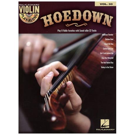 Hoedown (+CD)