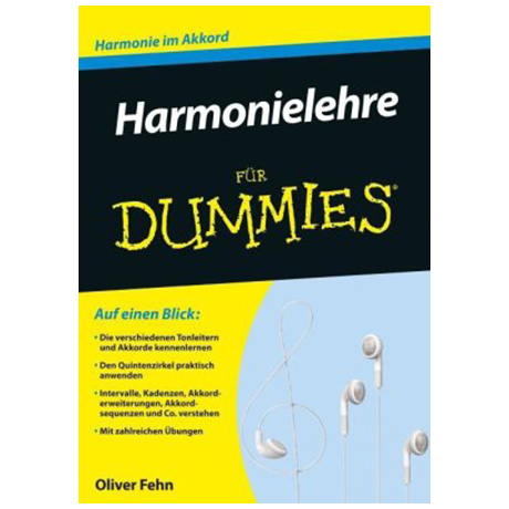 Fehn, O.: Harmonielehre kompakt für Dummies »Harmonie im Akkord«