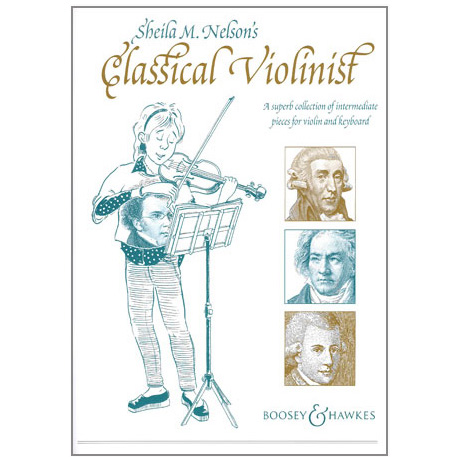 Nelson, S.: Classical Violinist