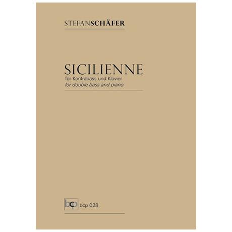 Schäfer, S.: Sicilienne (Histoires Nr. 7)