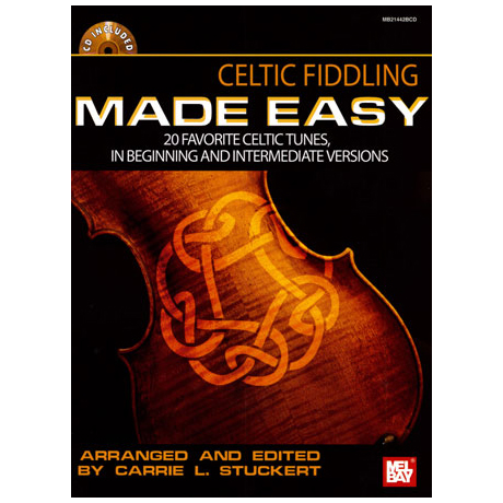 Celtic Fiddling Made Easy (+Online Audio)