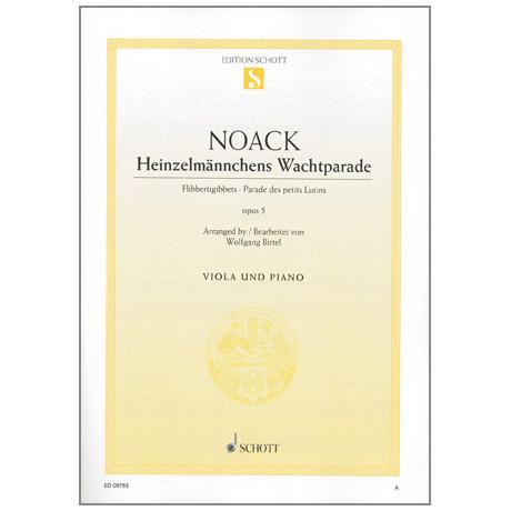 Noack, K.: Heinzelmännchens Wachtparade Op.5