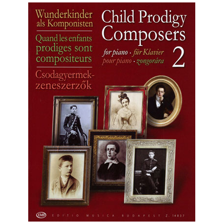 Child Prodigy Composers Band 2