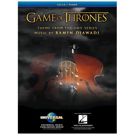 Djawadi, R.: Game of Thrones Theme for Cello