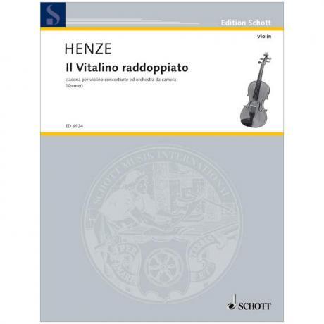 Henze, H. W.: Il Vitalino raddoppiato (1977)