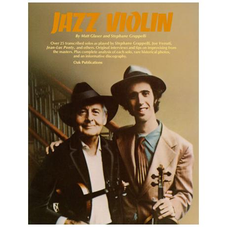 Grappelli, S./Glaser, M.: Jazz Violin