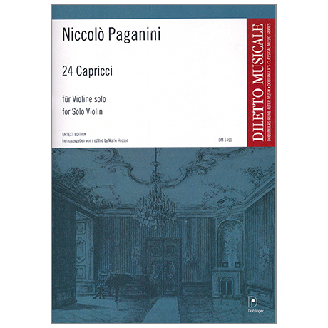 Paganini, N.: 24 Capricci