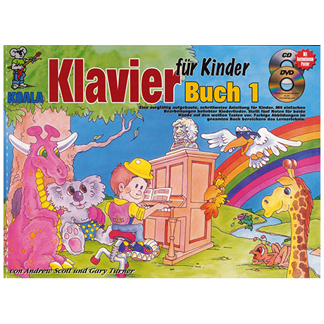 Scott, A.: / Turner, G.: Klavier für Kinder Band 1