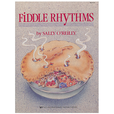 O'Reilly, S.: Fiddle Rhythms
