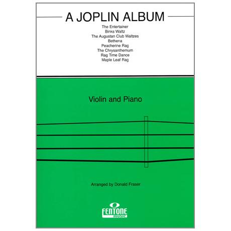 Joplin, S.: A Joplin Album