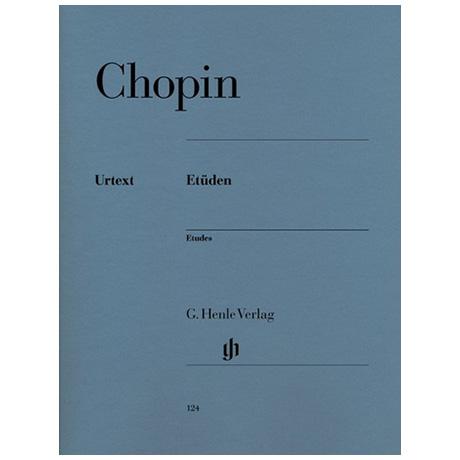 Chopin, F.: Etüden