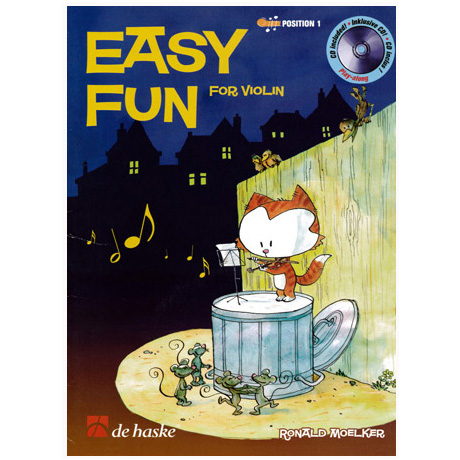 Moelker, R.: Easy Fun (+CD)