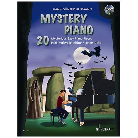 Heumann, H.-G.: Mystery Piano (+CD)