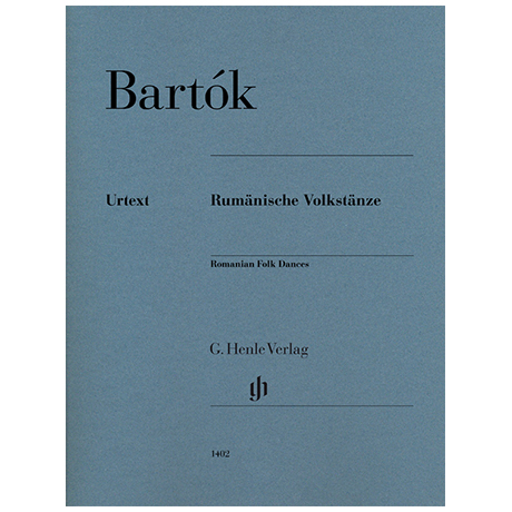 Bartók, B.: Rumänische Volkstänze BB 68 (1915)