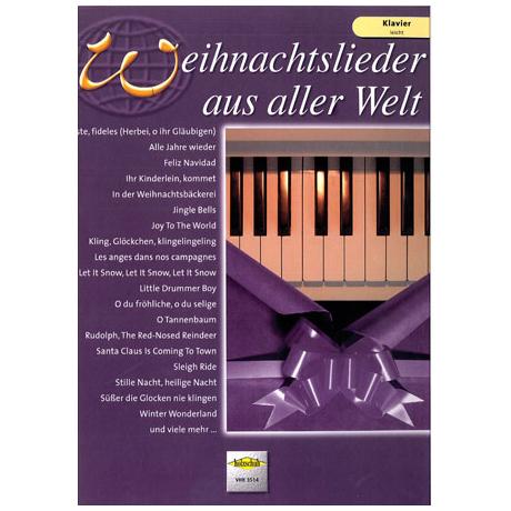 Sieblitz, U.: Weihnachtslieder aus aller Welt