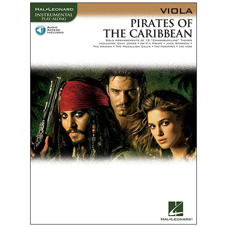 Badelt, Klaus: Pirates of the Caribbean (+CD)