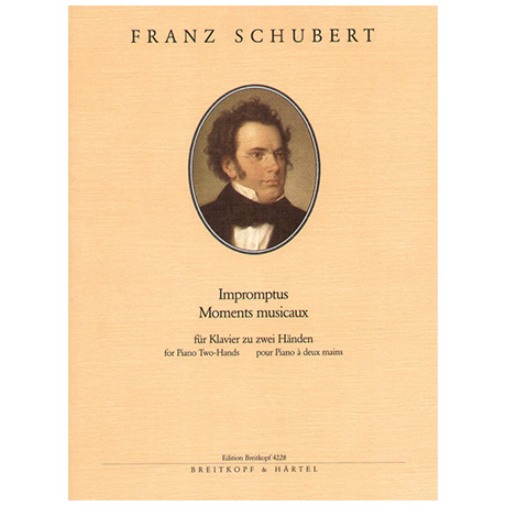 Schubert, F.: Impromptus, Moments musicaux
