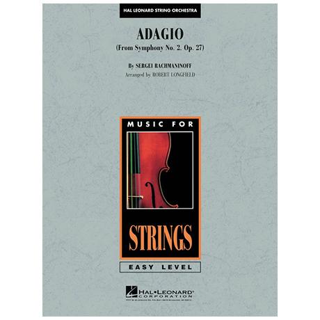 Rachmaninov, S.: Adagio from Symphony No. 2
