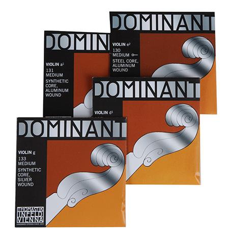 DOMINANT Violinsaiten SATZ von Thomastik-Infeld 4/4 | mittel