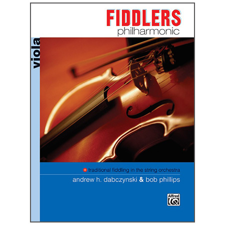 Dabczynski, A. H./Phillips, B.: Fiddlers Philharmonic – Viola