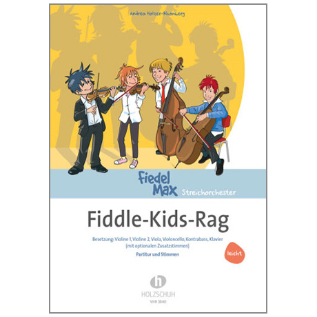 Holzer-Rhomberg, A.: Fiddle-Kids-Rag