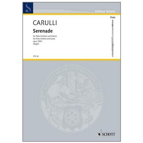 Carulli, F.: Serenade Op.109/1