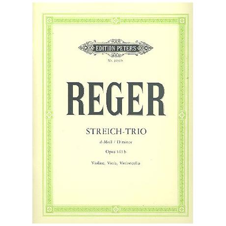 Reger, M.: Streichtrio d-moll, op. 141b