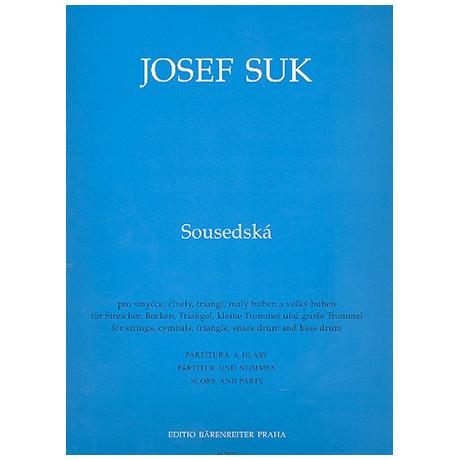 Suk, J.: Sousedská