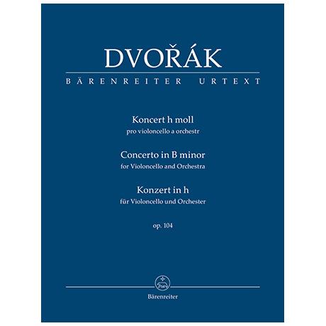 Dvořák, A.: Violoncellokonzert h-Moll Op. 104