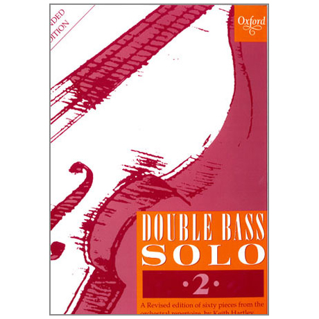 Hartley, Keith: Double Bass Solo 2 (Revised Edition)