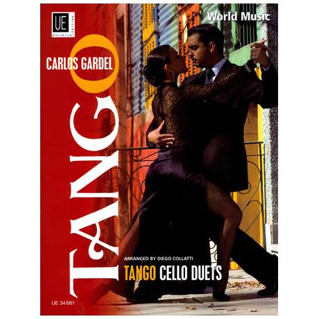 Gardel, C.: Tango Cello Duets