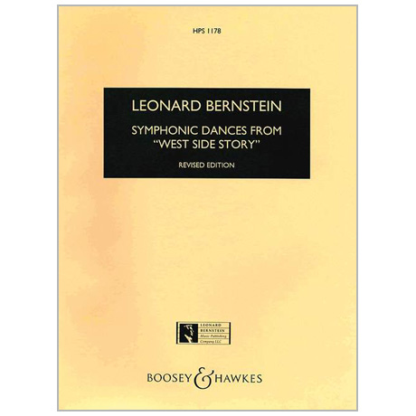 Bernstein, L.: Symphonic Dances from »West Side Story« (1960)