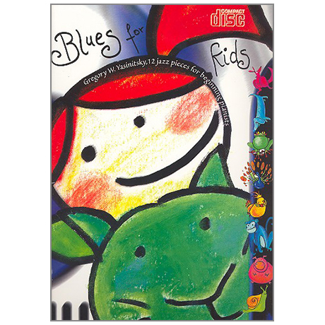 Yasinitsky, G.W.: Blues for Kids (+CD)