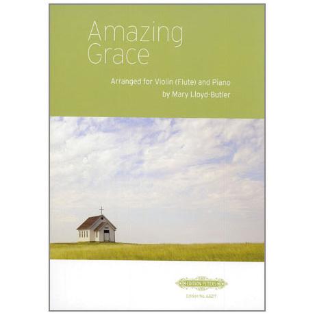 Lloyd-Butler, M.: Amazing Grace