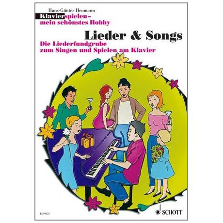 Heumann, H.-G.: Lieder & Songs