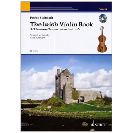 Steinbach, P.: The Irish Violin Book (+CD)