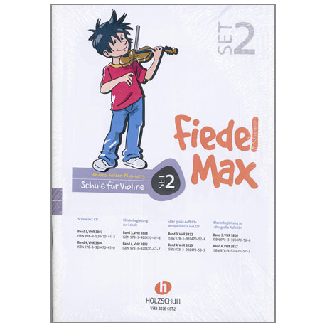 Holzer-Rhomberg, A.: Fiedel-Max Set 2