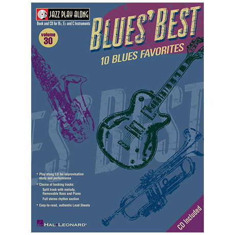 Blues' Best (+CD)