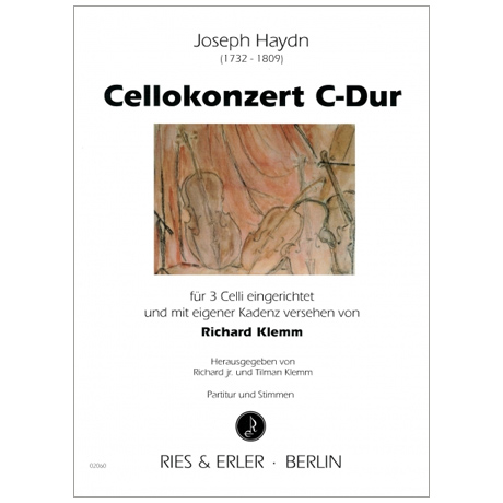 Haydn, J.: Cellokonzert C-Dur
