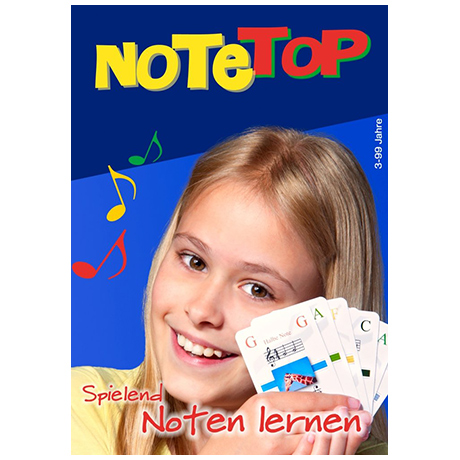 NoteTop Kartenspiel