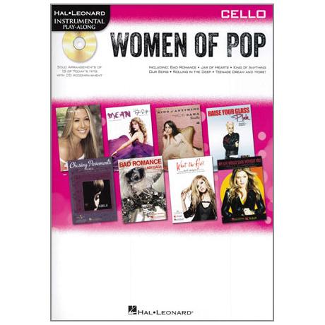 Woman of Pop (+CD)