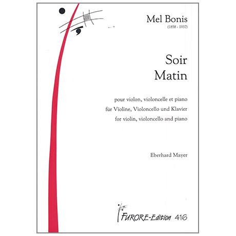 Bonis, M.: Soir / Matin